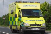 Man breaks foot jumping from first floor of Tonge Moor Road house
