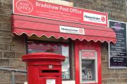 Updated: Postbox set on fire in Harwood