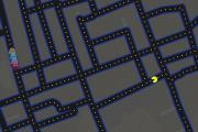 This isn't an April Fool... play classic arcade game Pac-Man on the streets of Bolton