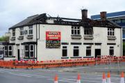 Fire investigation at chippy is delayed until building is secure