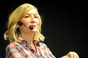 TV chef Lisa Faulkner says she wants to sample the best of Bolton on second day of food festival