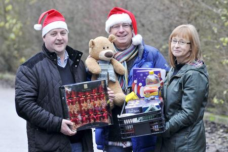 Food hampers appeal to help 1,200 of Bolton's most deprived households at Christmas